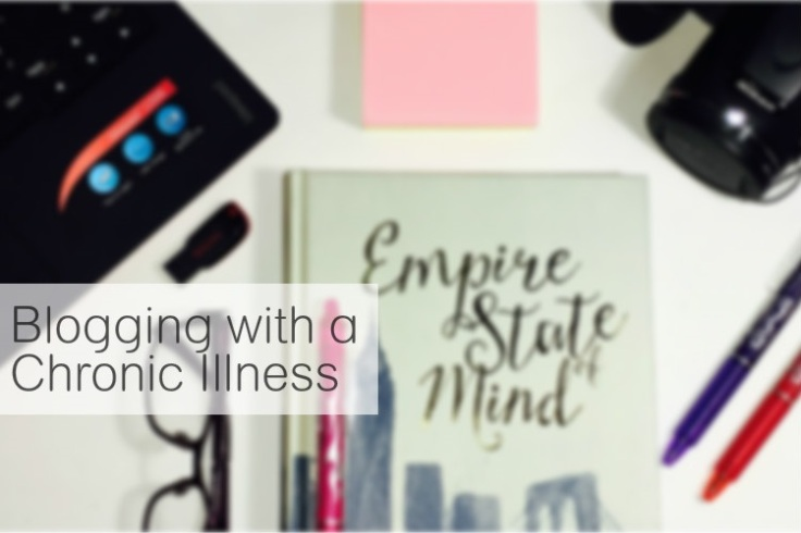 Blogging with a Chronic Illness, livingwithjhs.wordpress.com