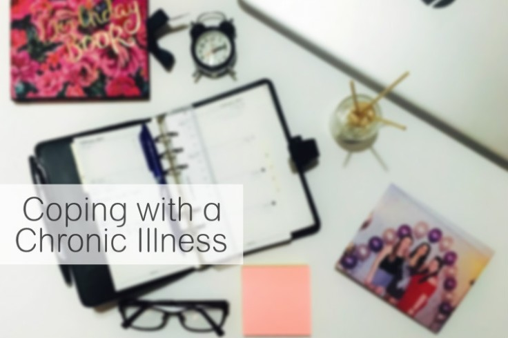 Coping with a chronic illness. Tips to make life that little bit easier. livingwithjhs.com
