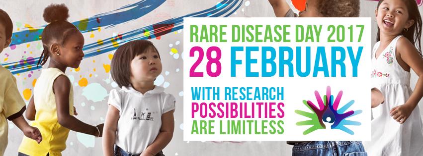 Rare Disease Day 2017.
