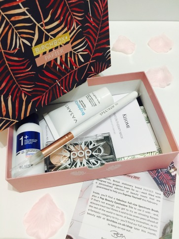Welcome to the beautiful February edition of my Birchbox review. On top of the products I received this month, I have also included a special. Find out what it is! livingwithjhs.com