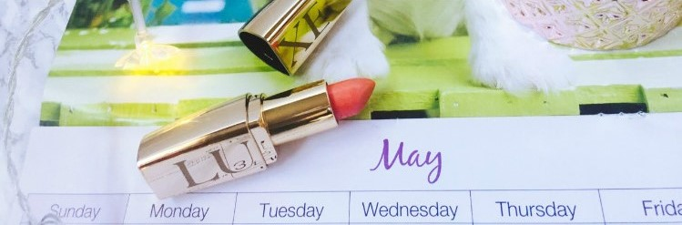 May Plans and Goals: a review of last month's goals, how successfully I stuck to them, plus my new plans and goals for May.